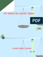 Ky Nang Ra Quyet Dinh