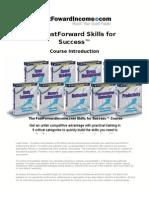 Fast Forward Skills for Success