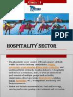 Sectorial Presentation..Hospitality