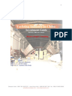 China Yachting Market Executive Summary Detailed Plan
