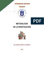 Metodolgia de La Investigacion