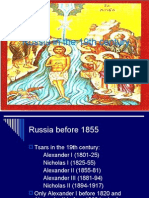 Russia in the 19th Century