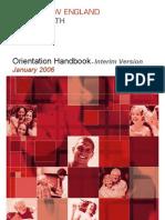 HR Orientation Handbook 2004