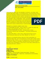 Boletim Iceresgate.com.Br 2011-11-06