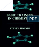 Basic Training in Chemistry - S. Hoenig (2002) WW