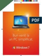 Manual Utilizare Windows 7