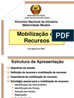 MObilização de Recursos_IMM_8 de Julho