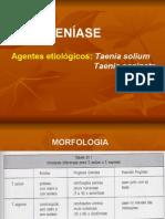 RPH - Parasito -Teniase, HN,HD, DP,DF