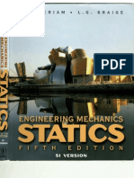 Engineering Mechanics Vol l Statics Fifth Edition Chapter1