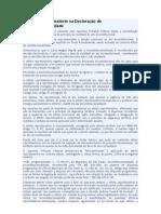 O Efeito Repristinatório na Declaração de Inconstitucionalidade