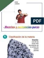 Mezclas y Sustancias Puras