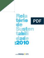 Desenvolvimento Sustentável e Responsabilidade Social 2010