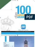 100 DIAS GOBERNANDO ARANJUEZ