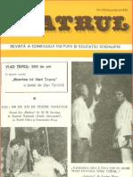 Revista Teatrul, nr. 12, anul XXI, decembrie 1976