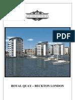 Royal Quay Brochure