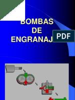 BOMBAS DE ENGRANAJES