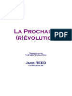 La Prochaine Revolution French - The next evolution Jack Reed