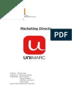UNIMARC - MKT DIRECTO