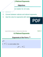 Rational Exponents - OK