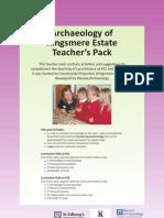 Kingsmere Estate - Teachers Pack