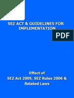 SEZ-Rules