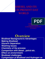 Ppt on Biodiesel by Abhishek