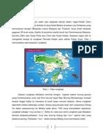 Kerja Kursus Geografi Persekitaran - Kajian Lapangan di Langkawi - Perniagaan Runcit