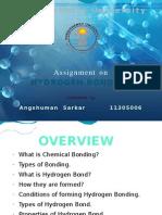 Hydrogen Bond by a.sarkar