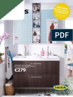 Catálogo Baño Ikea 2012