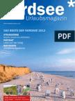nordsee* Urlaubsmagazin 2012