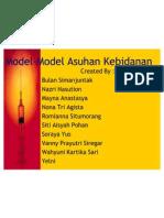 Model-Model Asuhan Kebidanan