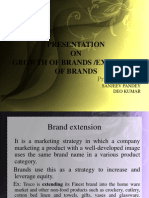 My Brand Final Ppt