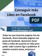 Como Conseguir más Likes en Facebook