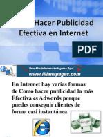 Como Hacer Public Id Ad Efectiva en Internet