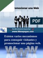 Como Promocionar Una Web