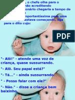Piada Sobre Criança..
