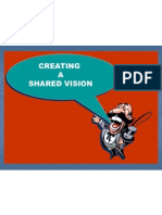 Creating a Shared Vision