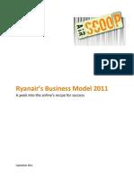 65613687 Air Scoop Ryanair Business Model 2011