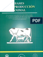 Bases de La Produccion Animal