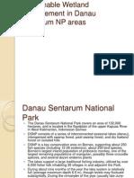 Community Initiative on Sustainable Wetland Management in Danau