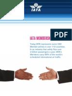 Iata Membership Benefits 2011