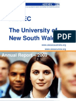 2009 Aiesec Unsw Annual Report