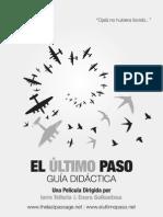 """GUÍA DIDÁCTICA DEL DOCUMENTAL """"EL ÚLTIMO PASO"""""""