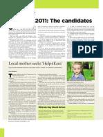 Jewish Standard 11/4/2011 p.6-10