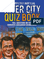 The Completely Unofficial River City Quiz Book by Paul English