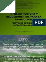 Modulo II Riego Infraestructura