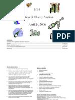 Section G Auction Program v5 FINAL