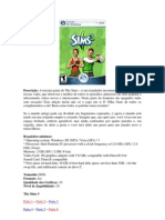 The Sims 3 Sites