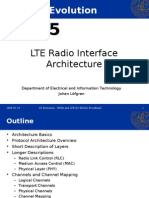 LTE Radio Interface Architecture Ch15