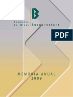 memoria buevanetura 2009